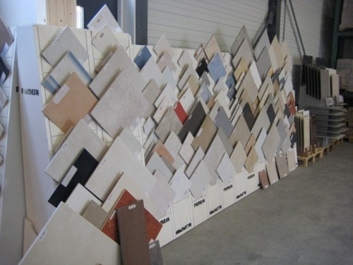 Restantpartijen vloer- en wandtegels tot maximaal 15 m2 - 9999