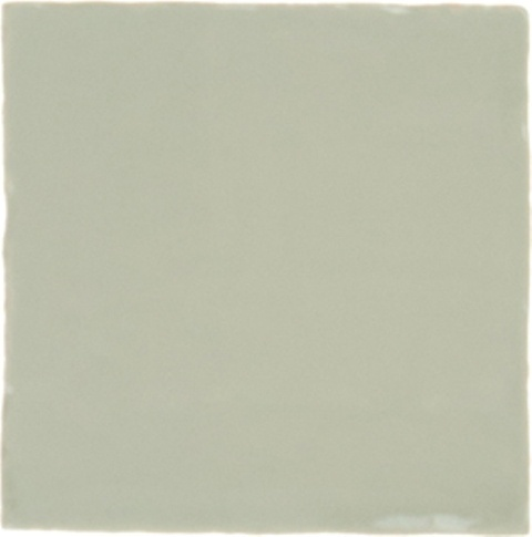 Wandtegels Private label, Light grey handvorm, Maat 13 x 13 cm. - 853
