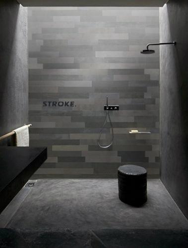 Stroke® Urban grey, 9.7 cm. hoogte, variabele breedte vanaf 45 cm. - 8000