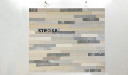 Stroke® backwards long, 9.7 cm. hoogte, variabele breedte vanaf 45 cm. - 8004
