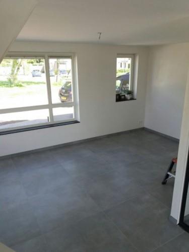 Vloertegels Squares dark, maat 90 x 90 cm. - 4325 (let op: alleen online verkrijgbaar)