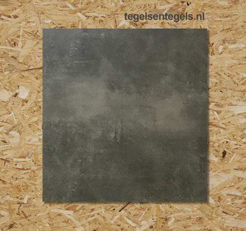 Vloertegels Private label, Agrigento graphite, maat 60 x 60 cm. - 4166a
