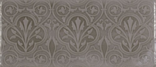 Wandtegels Private label, Taupe decor, maat 11 x 25 cm. - 4366