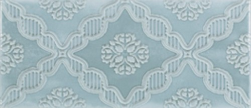 Wandtegels Private label, Aqua decor, maat 11 x 25 cm. - 4370