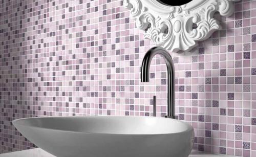 Partijen mozaïek speciaal geschikt voor wc, keuken en badkamer - 9999