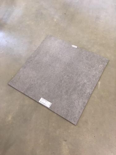 Vloertegels Private label, Beton grey, maat 60 x 60 cm. - 4563