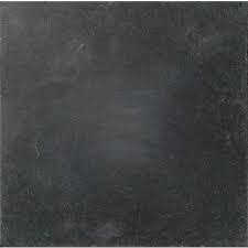 Vloertegels Desert black gothic natuursteen, getrommeld, maat 30 x 30 cm. - 9001b
