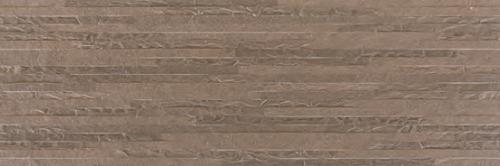 Wandtegels Ùnico tortora decor, maat 40 x 120 cm. - 4805