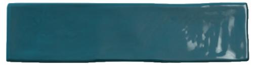 Wandtegels Ùnico petrole, maat 7.5 x 30 cm. - 4881