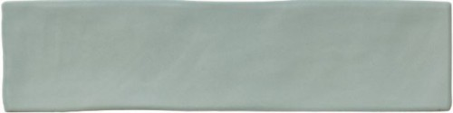 Wandtegels Ùnico jade, maat 7.5 x 30 cm. - 4880