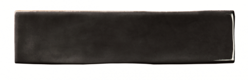 Wandtegels Ùnico negro, maat 7.5 x 30 cm. - 4873
