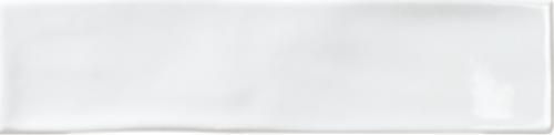 Wandtegels Ùnico blanco glans, maat 7.5 x 30 cm. - 4874
