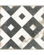 Vloertegels Ùnico Asciano decor provenzal patchwork, maat 33.3 x 33.3 cm. - 4917