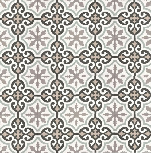 Vloertegels Ùnico Arvier calipso, maat 20 x 20 cm. - 4908