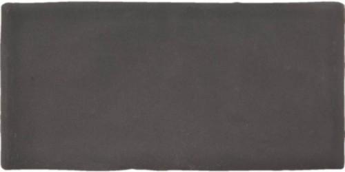 Wandtegels Ùnico Asola grafit mat, maat 7.5 x 15 cm. - 4935o