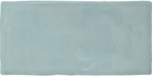 Wandtegels Ùnico Asola sky glans, maat 7.5 x 15 cm. - 4935b