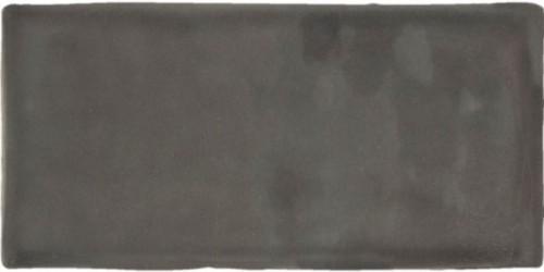 Wandtegels Ùnico Asola grafit glans, maat 7.5 x 15 cm. - 4935f