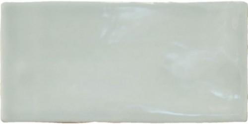Wandtegels Ùnico Asola aqua glans, maat 7.5 x 15 cm. - 4935c