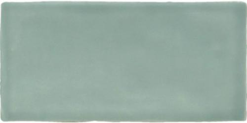 Wandtegels Ùnico Asola jade mat, maat 7.5 x 15 cm. - 4935m
