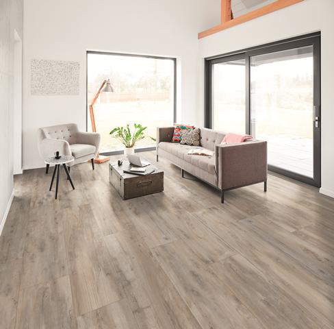 Keramisch parket Madera wood grey, maat 30 x 180 - 4960