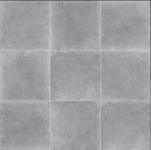 Vloertegels Squares, Agropoli light grey, maat 81 x 81 cm. - 4466