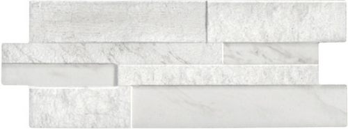 Wandtegels Ùnico Austis white, maat 16 x 40 cm. - 5373