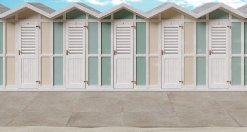 Terrastegels Abetone grigio, maat 60 x 60 x 2.0 cm. - 5520