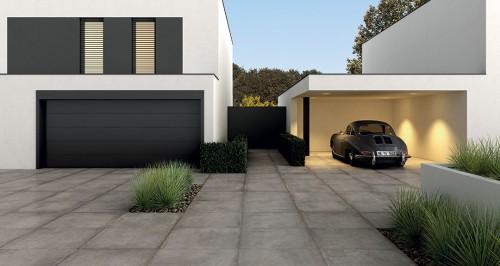 Terrastegels Abetone project cenere, maat 100 x 100 x 2.0 cm. - 5464 (let op: alleen online verkrijgbaar)