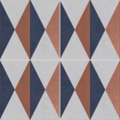 Vloertegels Ùnico Baiso decor 7, maat 20 x 20 x 1.0 cm. - 10146 (let op: alleen online verkrijgbaar)
