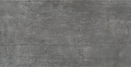 Vloertegels Abetone Balestrate antraciet, maat 60 x 60 x 1.0 cm. - 5530