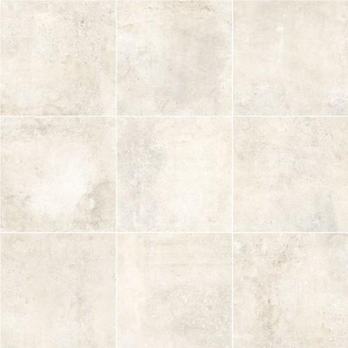 Vloertegels Squares Balsorano white, maat 90 x 90 x 1.0 cm. - 5564