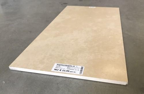 Vloertegels Budgets, Africa beige, maat 33.3 x 66.6 cm. - 899